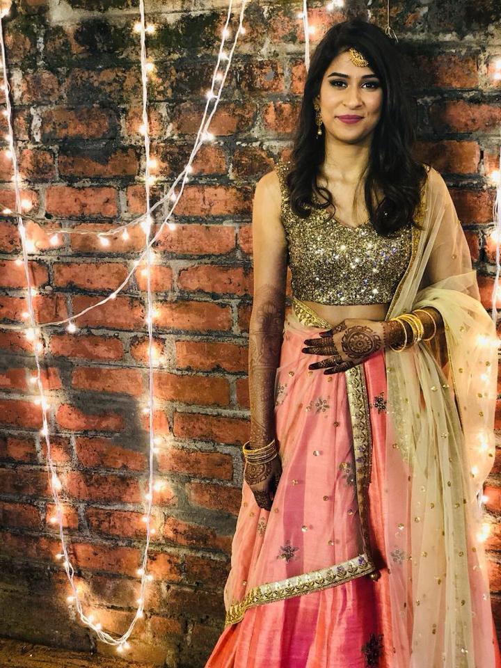 Anusha North Carolina USA Bridal Couture Fashion Designer Brand Priti Sahni - Our Brides