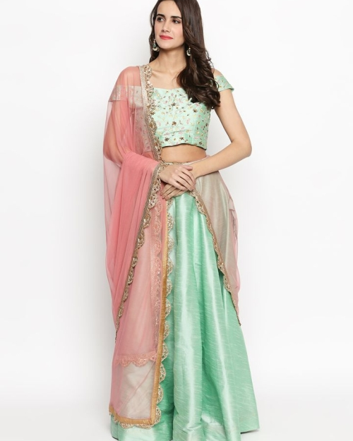 PSL283 2 Fashion Designer and Brand Priti Sahni 500x625 - Lehengas