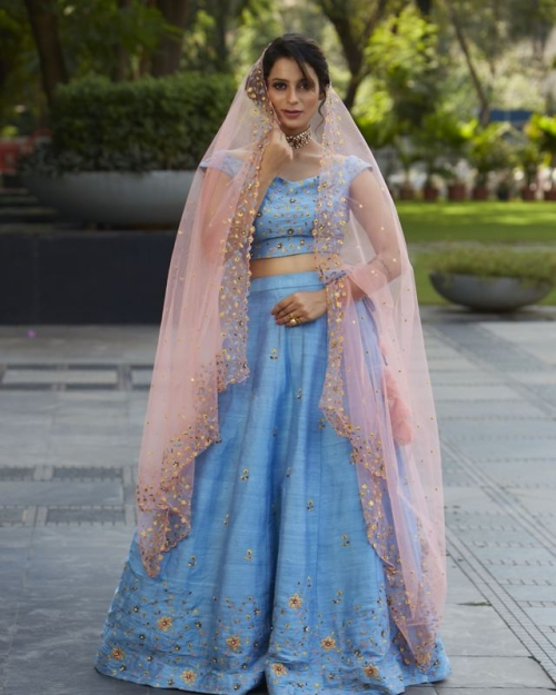 PSL289 4 Fashion Designer and Brand Priti Sahni 500x625 - Lehengas