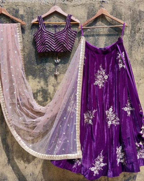 PSL449 1 Fashion Designer Brand Priti Sahni 500x625 - Lehengas