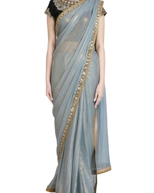 PSS405 Fashion Designer and Brand Priti Sahni 500x625 - Sarees