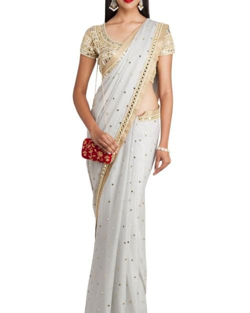 PSS414 1 Fashion Designer and Brand Priti Sahni 1 500x625 - Sarees