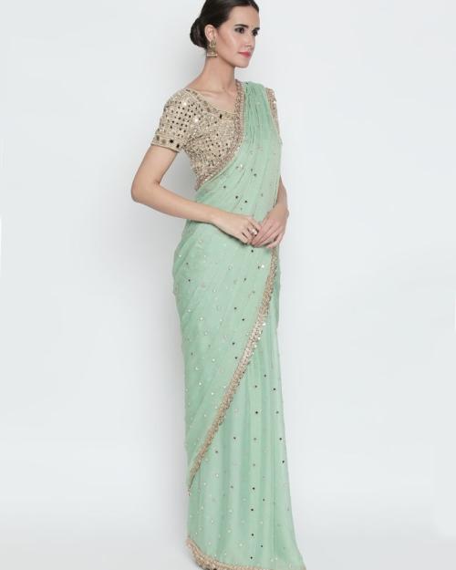 PSS485 3 Fashion Designer and Brand Priti Sahni 500x625 - Sarees