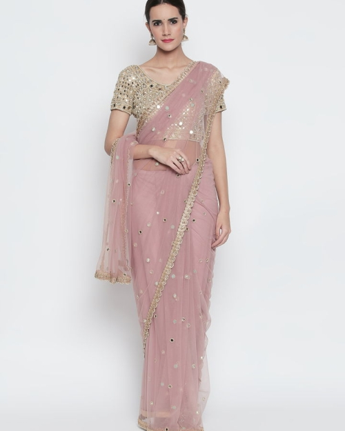 PSS519 6 Fashion Designer and Brand Priti Sahni 500x625 - Sarees