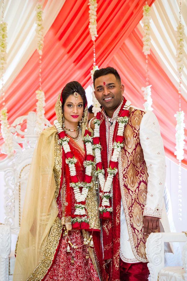 Reshma New Jersy USA Bridal Couture Fashion Designer Brand Priti Sahni - Our Brides