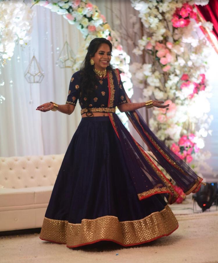 Satya Germany Bridal Couture Fashion Designer Brand Priti Sahni - Our Brides