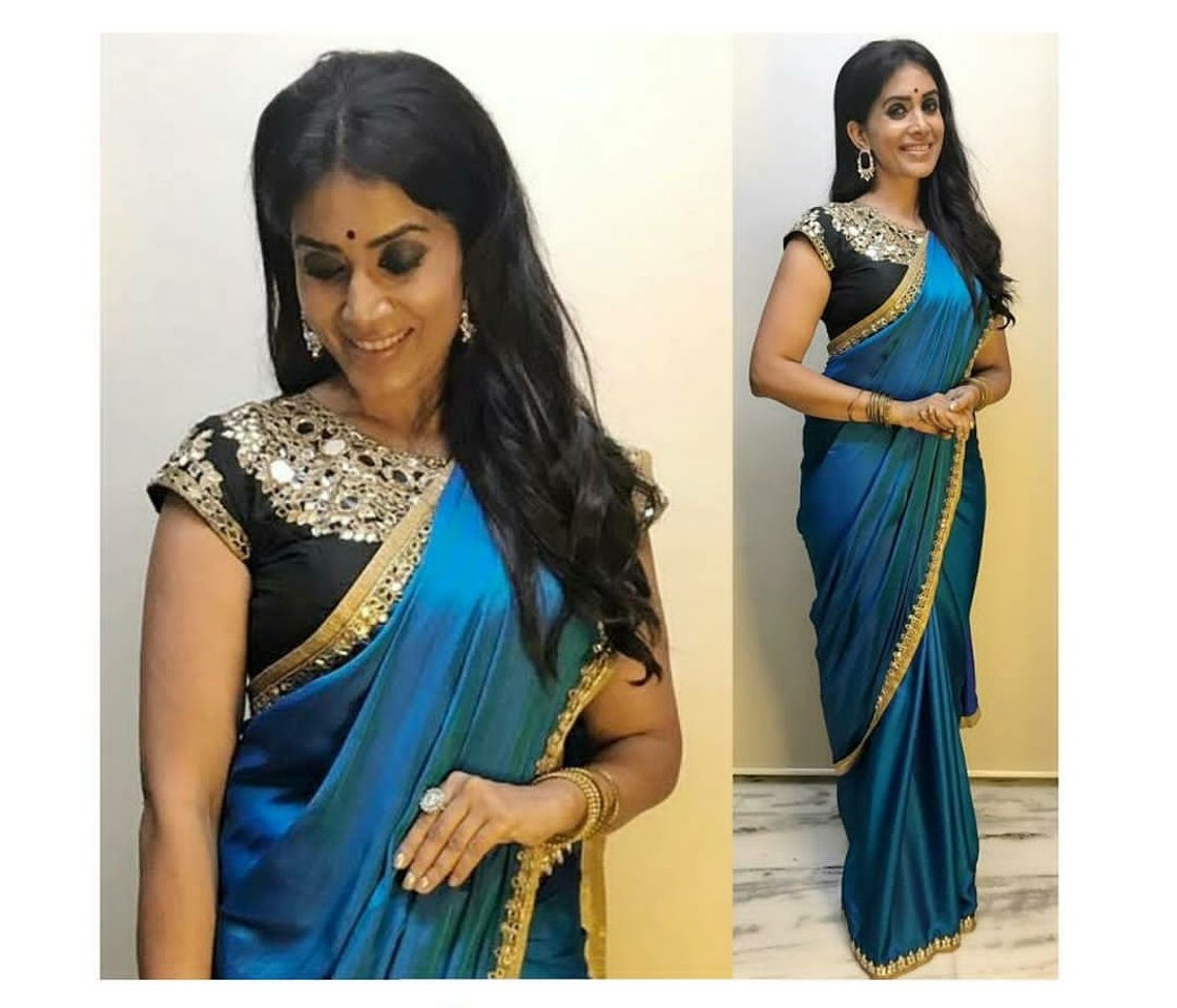Sonali Kulkarni Celebrity Fashion Designer and Brand Priti Sahni - Celebrities