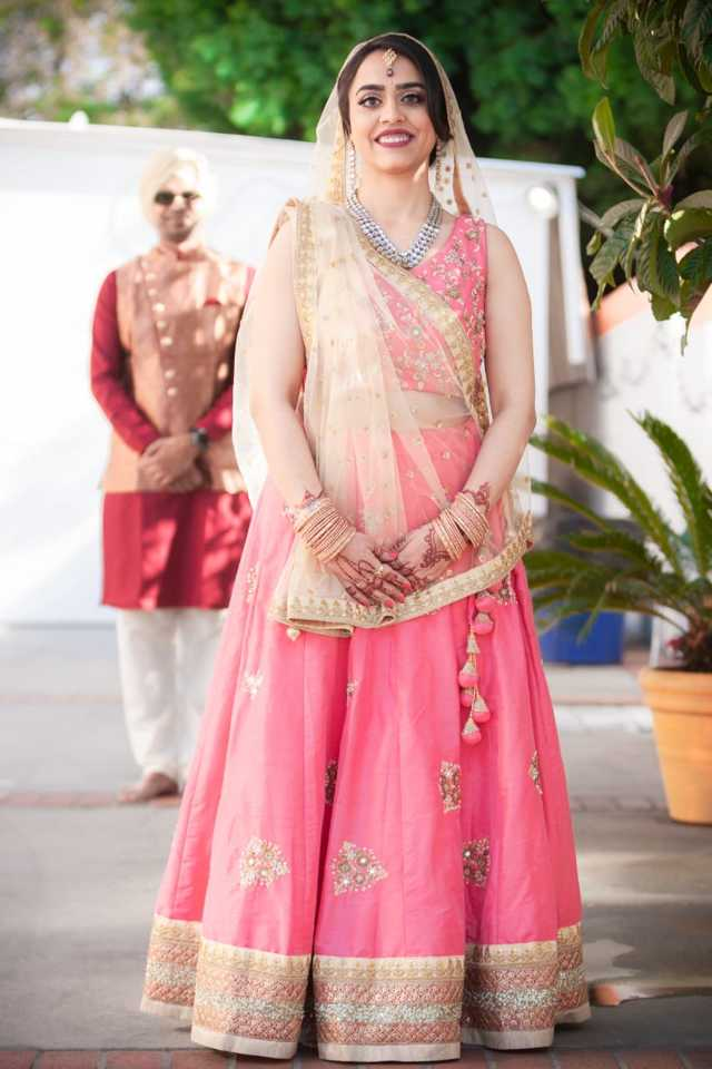 Swati California USA Bridal Couture Fashion Designer Brand Priti Sahni - Our Brides