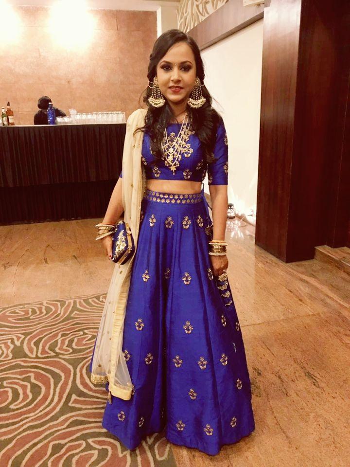 Trisha Mumbai Bridal Couture Fashion Designer Brand Priti Sahni - Our Brides