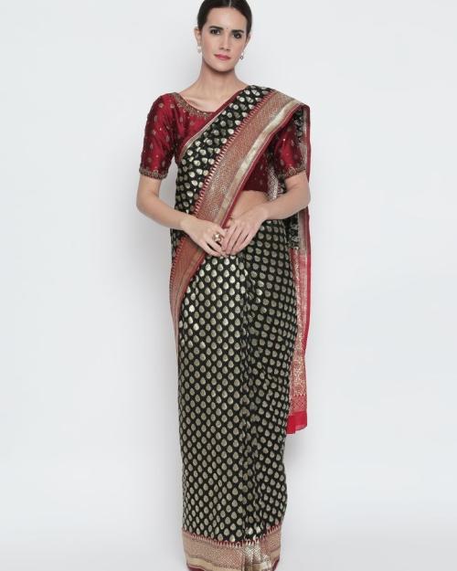 PSH78 1 Amota Fashion Designer and Brand Priti Sahni 500x625 - Amota : Handwoven Clothing