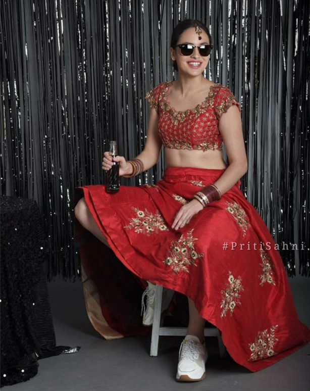 Fashion Designer and Brand Priti Sahni Website Wide Discount Code Hello10 Since 8th July 2020 - Bridal Shop