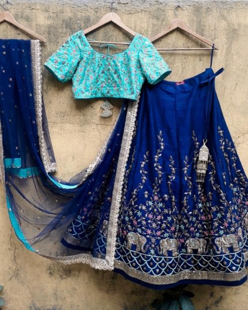 PSL243 1 Fashion Designer and Brand Priti Sahni 500x625 - Lehengas