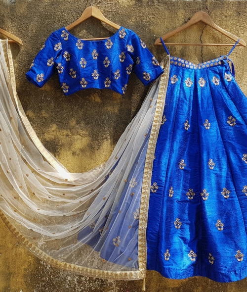 PSL244 1 Fashion Designer and Brand Priti Sahni 500x590 - Lehengas
