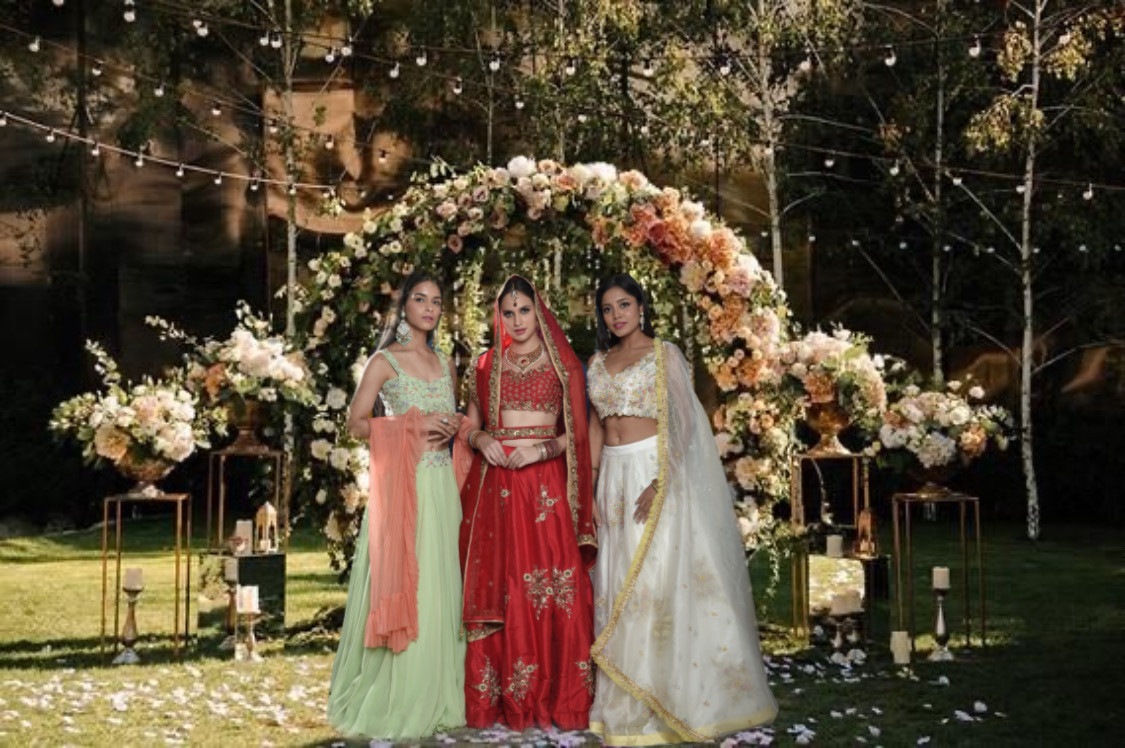 My Best Friends Wedding Top Fashion Brand and Designer Priti Sahni - My Best Friend's Wedding