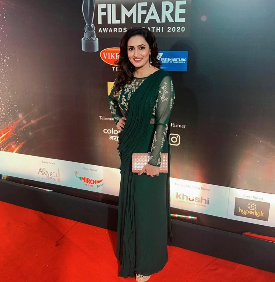 Namrata Gaikwad - Celebrity - Top Fashion Brand and Designer Priti Sahni - 2