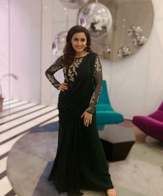 Namrata Gaikwad - Celebrity - Top Fashion Brand and Designer Priti Sahni