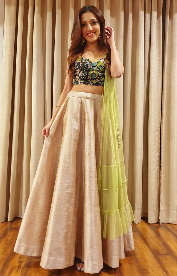 Neha Shetty - Celebrity - Top Fashion Brand and Designer Priti Sahni