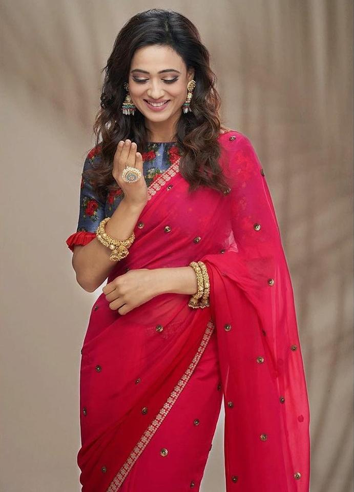 Shweta Tiwari - Celebrity - Top Fashion Brand and Designer Priti Sahni
