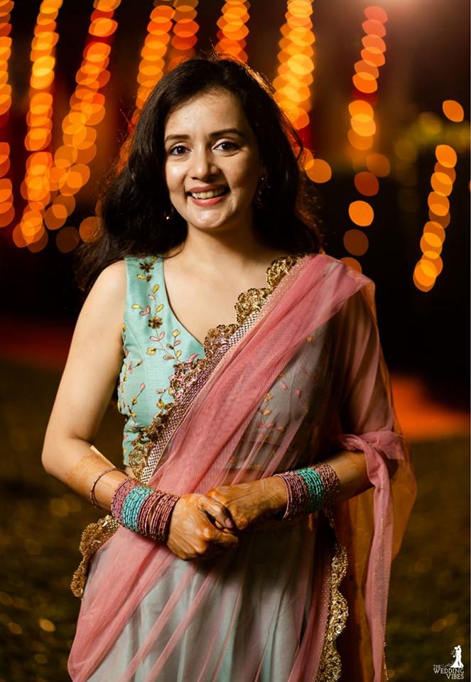 Sulagna Panigrahi - Celebrity - Top Fashion Brand and Designer Priti Sahni