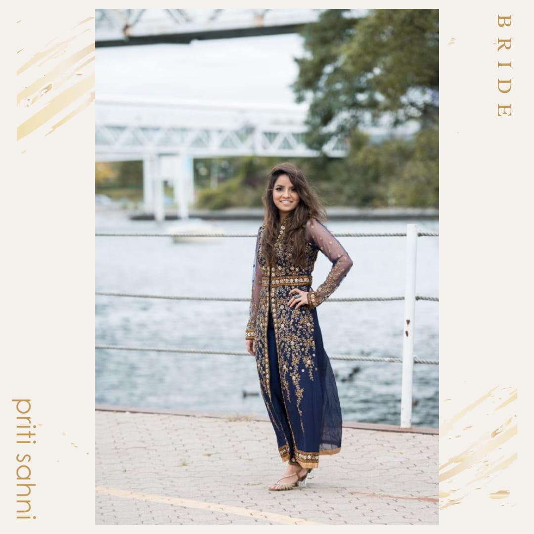 Akansha USA - Bridal Couture - Top Fashion Brand and Designer Priti Sahni