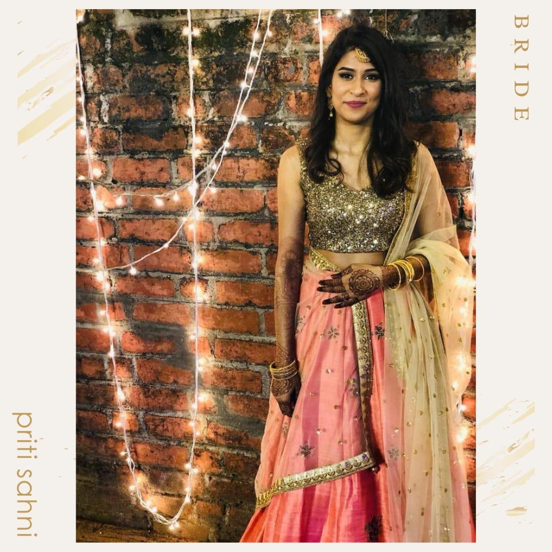 Anusha North Carolina USA - Bridal Couture - Top Fashion Brand and Designer Priti Sahni