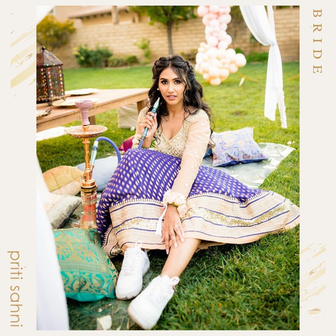 Fizah USA - Bridal Couture - Top Fashion Brand and Designer Priti Sahni - 2