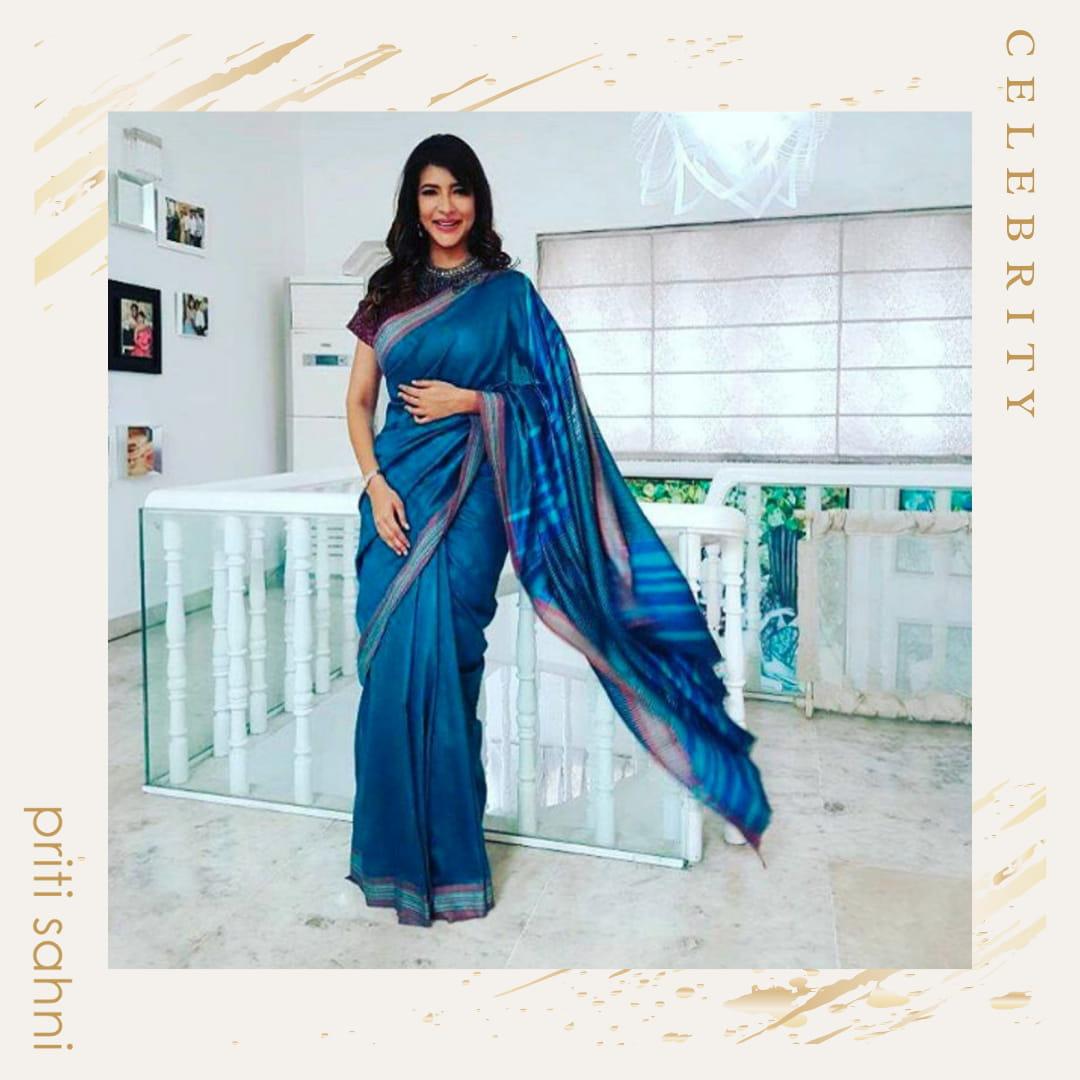 Lakshmi Manchu - Celebrity - Top Fashion Brand and Designer Priti Sahni - 3