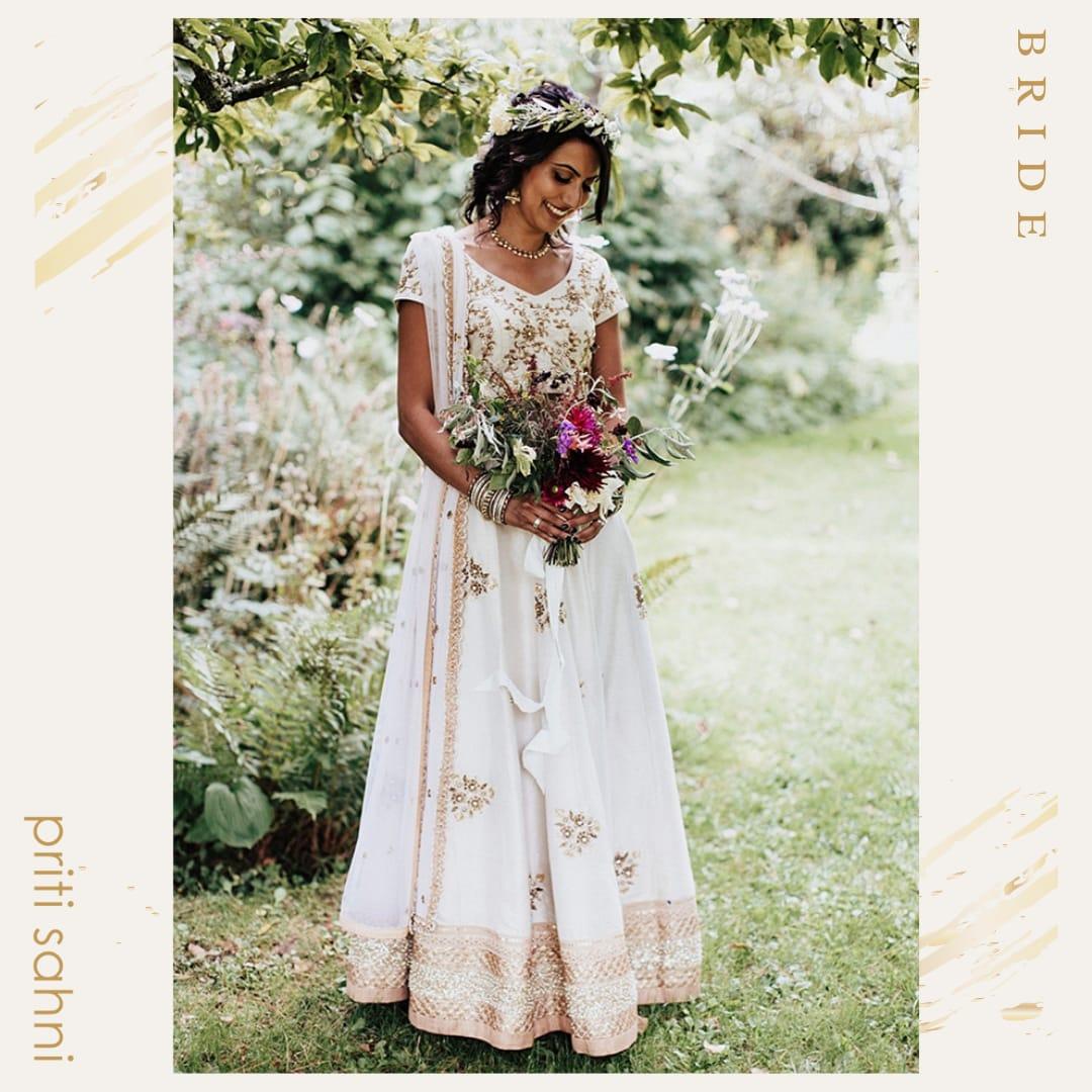 Leena UK - Bridal Couture - Top Fashion Brand and Designer Priti Sahni - 1