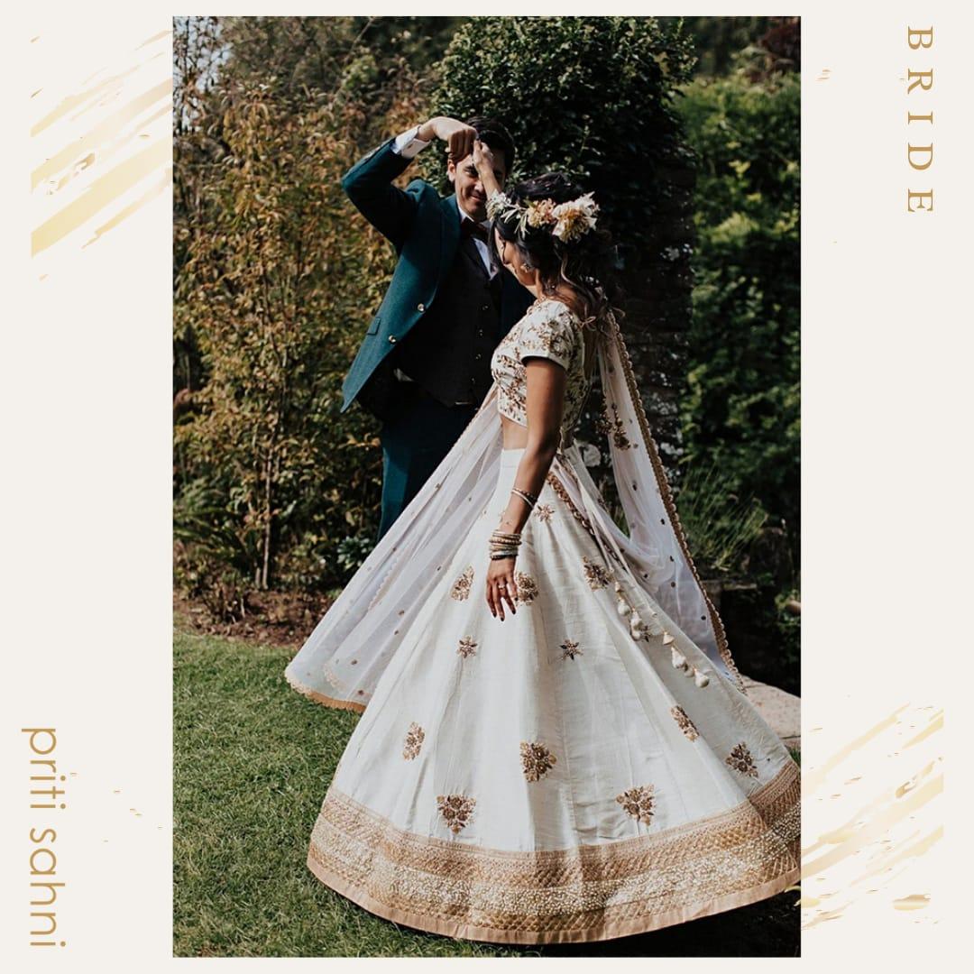 Leena UK - Bridal Couture - Top Fashion Brand and Designer Priti Sahni - 2