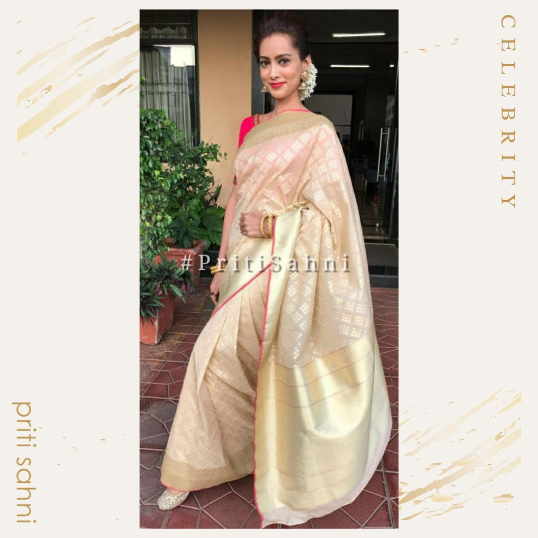 Pallavi Subhash - Celebrity - Top Fashion Brand and Designer Priti Sahni - 2