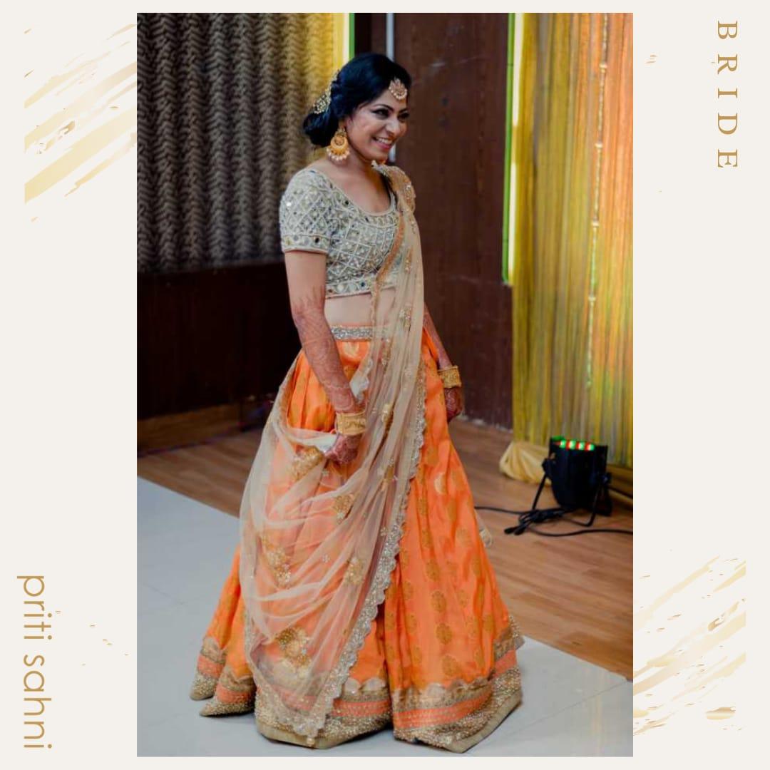 Preeti Canada - Bridal Couture - Top Fashion Brand and Designer Priti Sahni