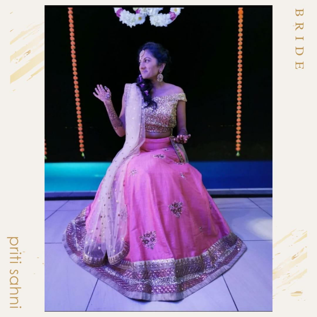 Preeya New Zealand - Bridal Couture - Top Fashion Brand and Designer Priti Sahni