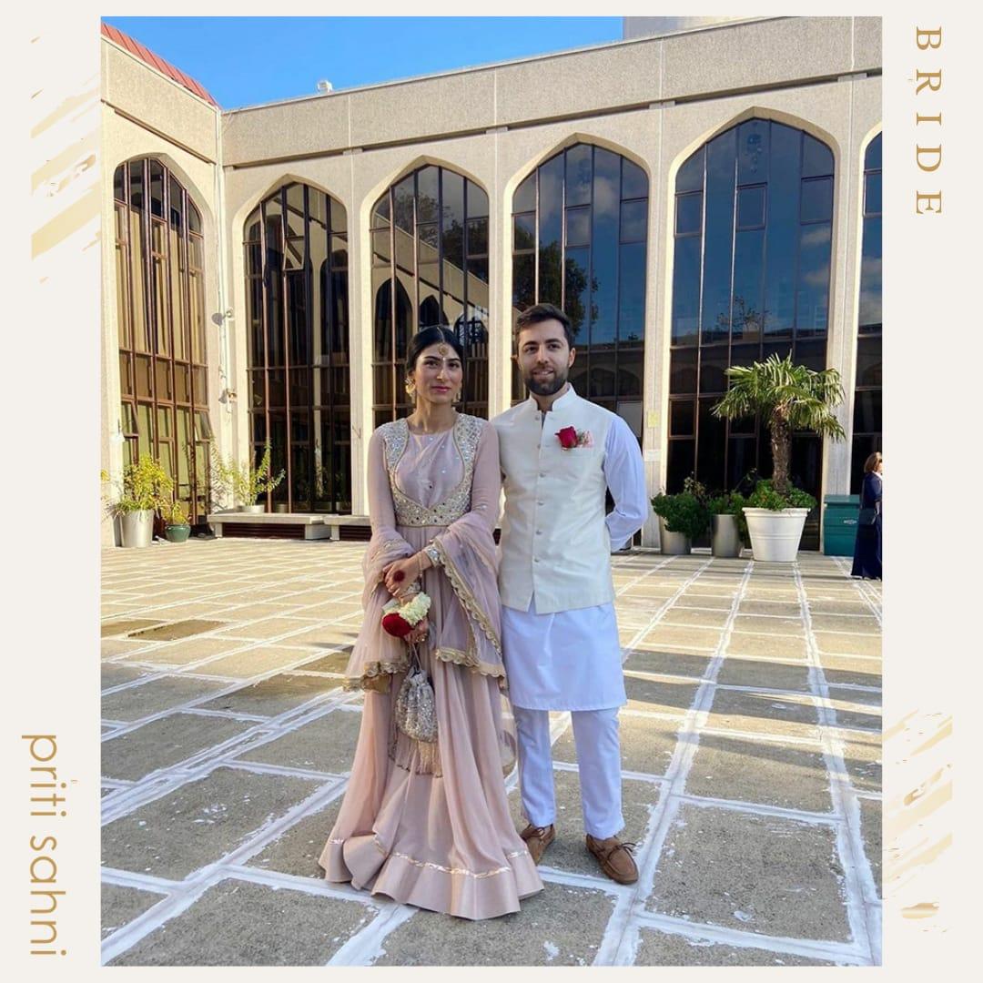 Rabia UK - Bridal Couture - Top Fashion Brand and Designer Priti Sahni