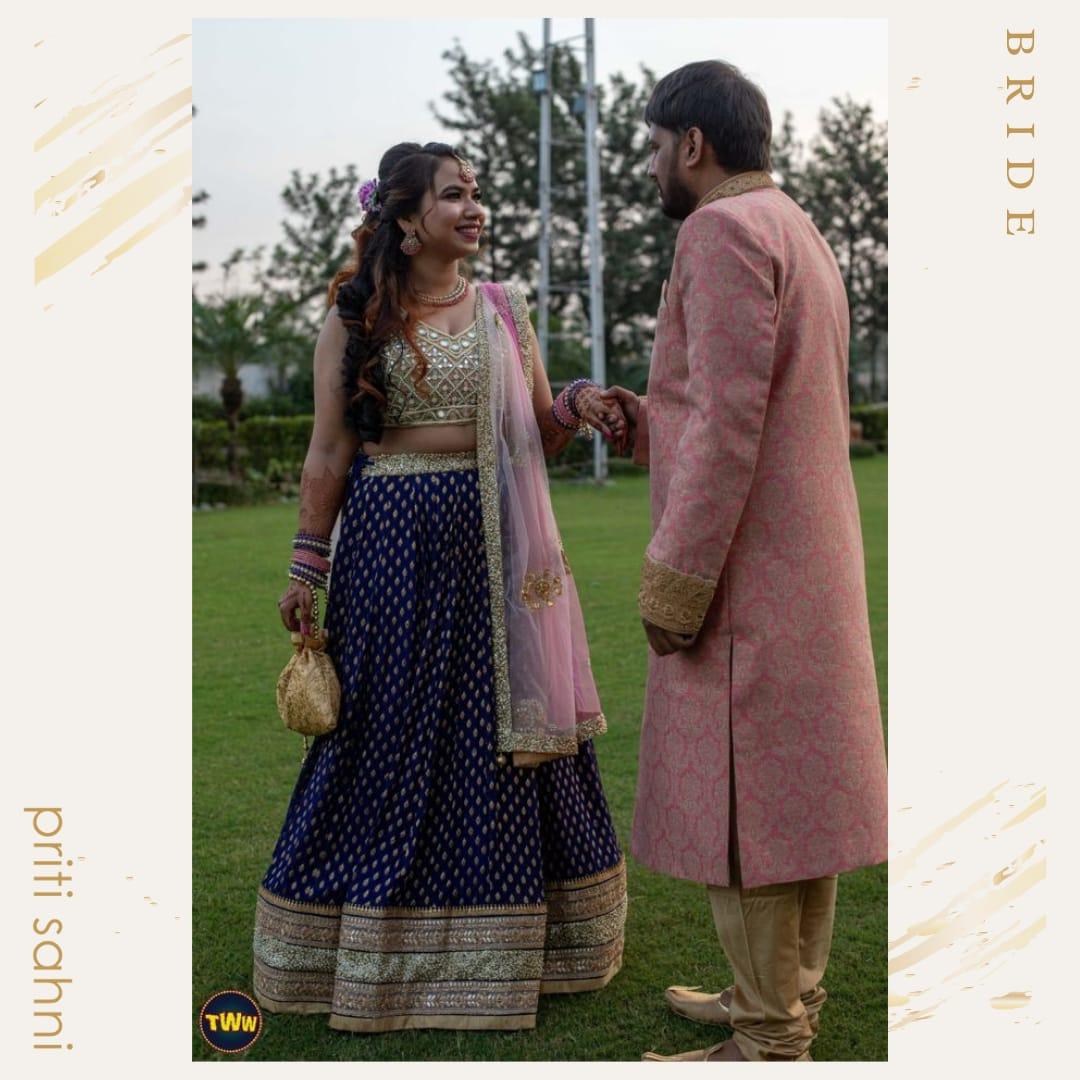 Richa Australia - Bridal Couture - Top Fashion Brand and Designer Priti Sahni