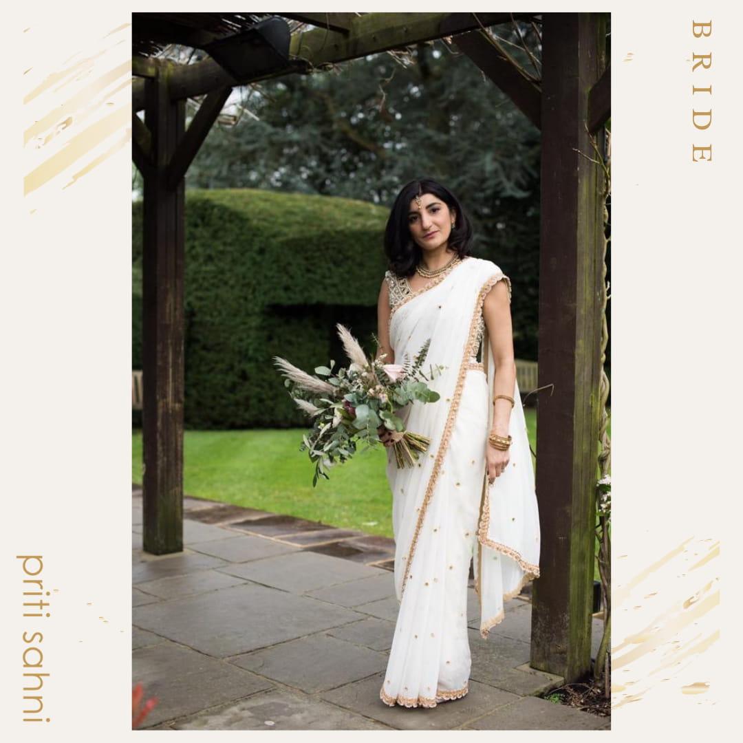 Sab London UK - Bridal Couture - Top Fashion Brand and Designer Priti Sahni