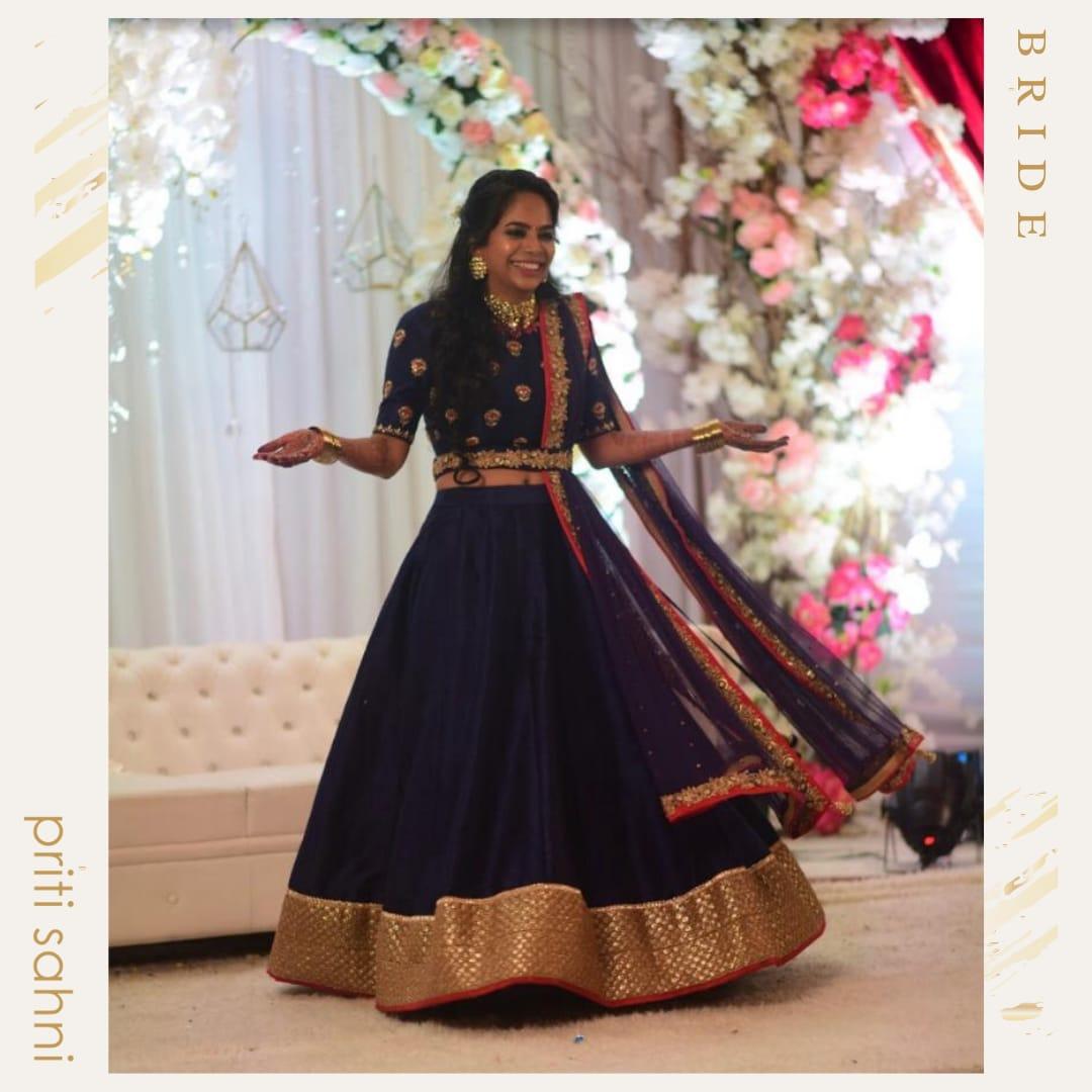 Satya Germany - Bridal Couture - Top Fashion Brand and Designer Priti Sahni