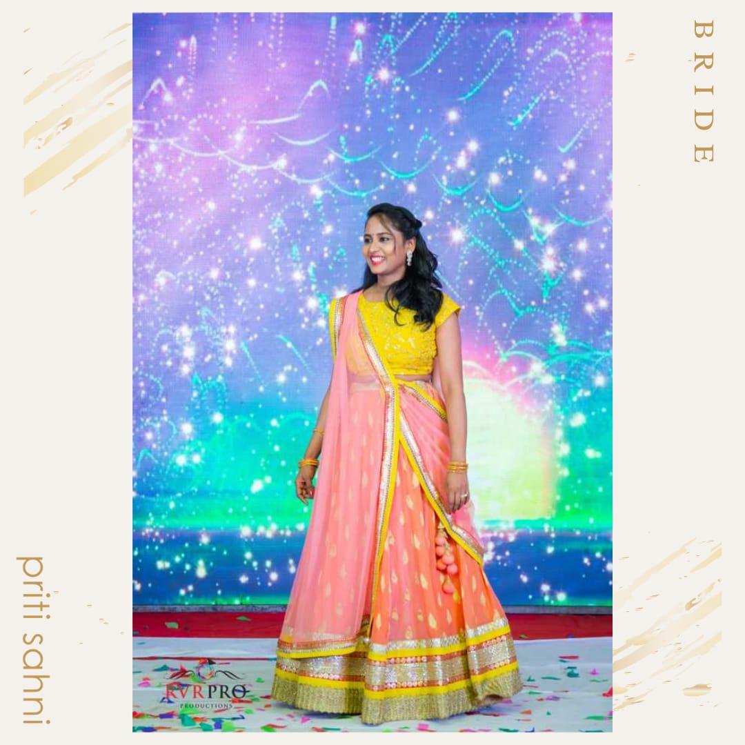 Sindhu USA - Bridal Couture - Top Fashion Brand and Designer Priti Sahni