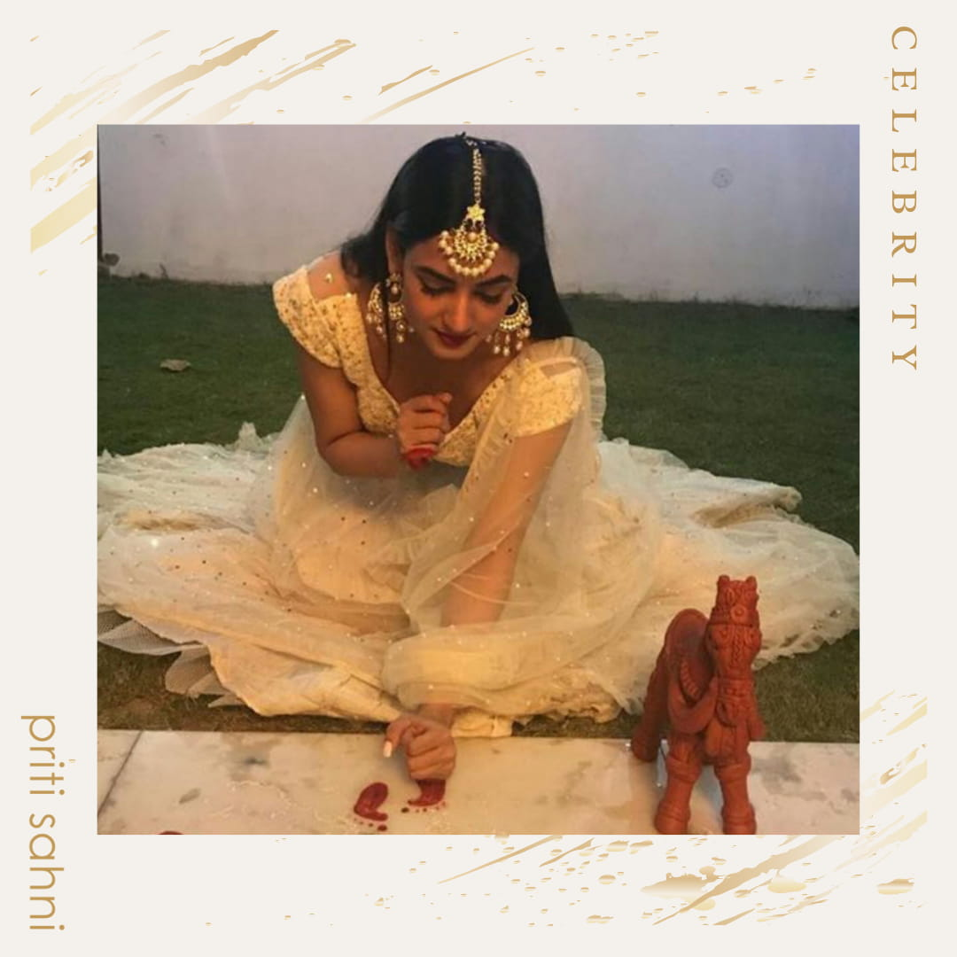 Sonal Chauhan - Celebrity - Top Fashion Brand and Designer Priti Sahni - 2