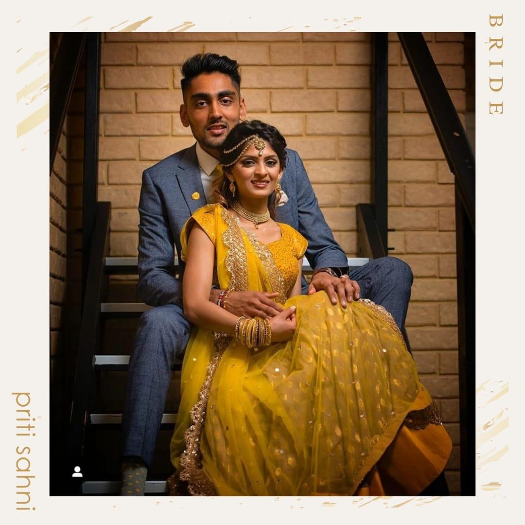 Sonali Australia - Bridal Couture - Top Fashion Brand and Designer Priti Sahni