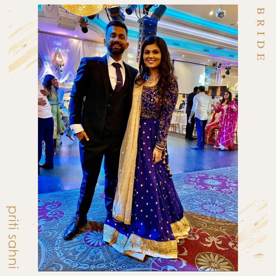 Sonam London UK - Bridal Couture - Top Fashion Brand and Designer Priti Sahni