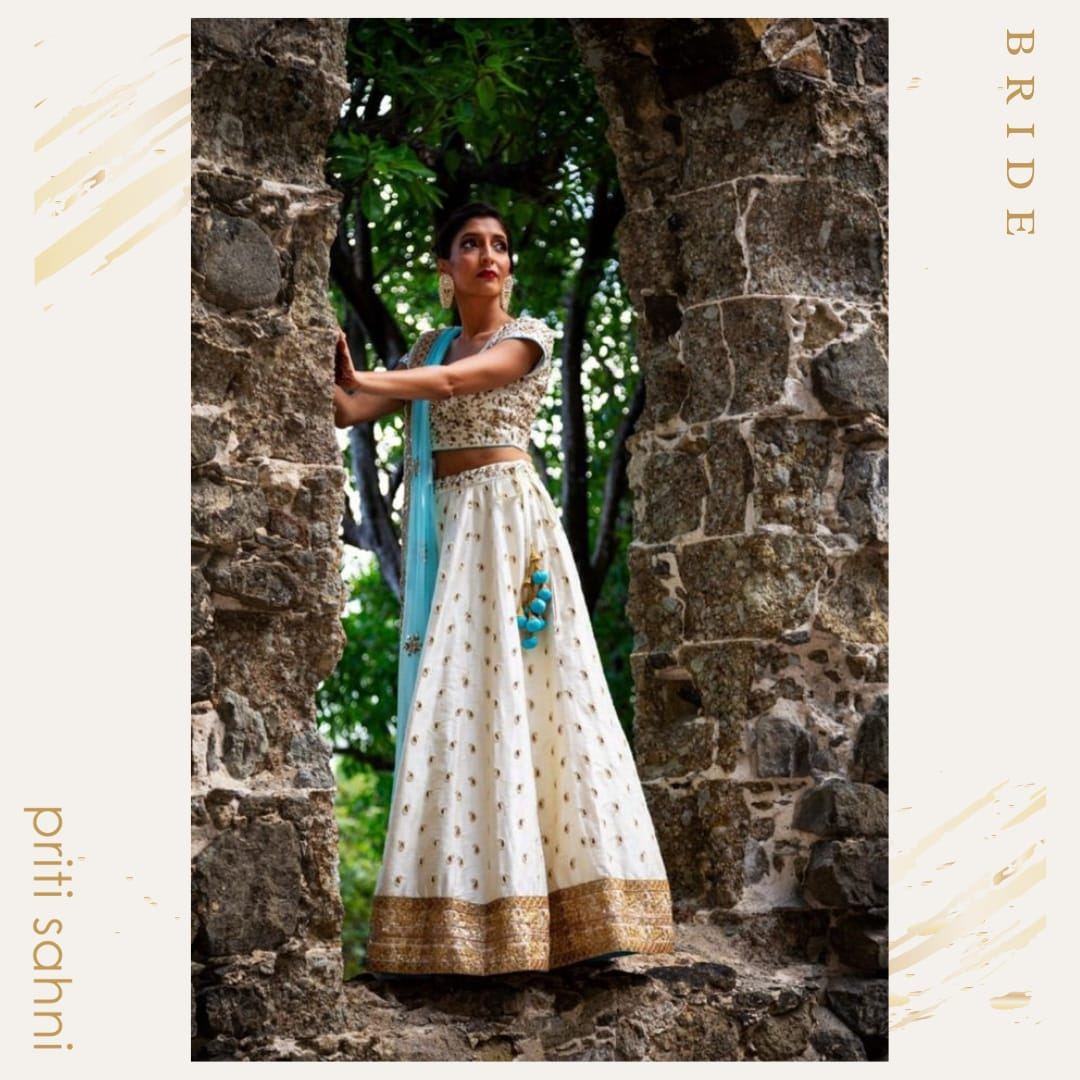 Tasneem UK - Bridal Couture - Top Fashion Brand and Designer Priti Sahni