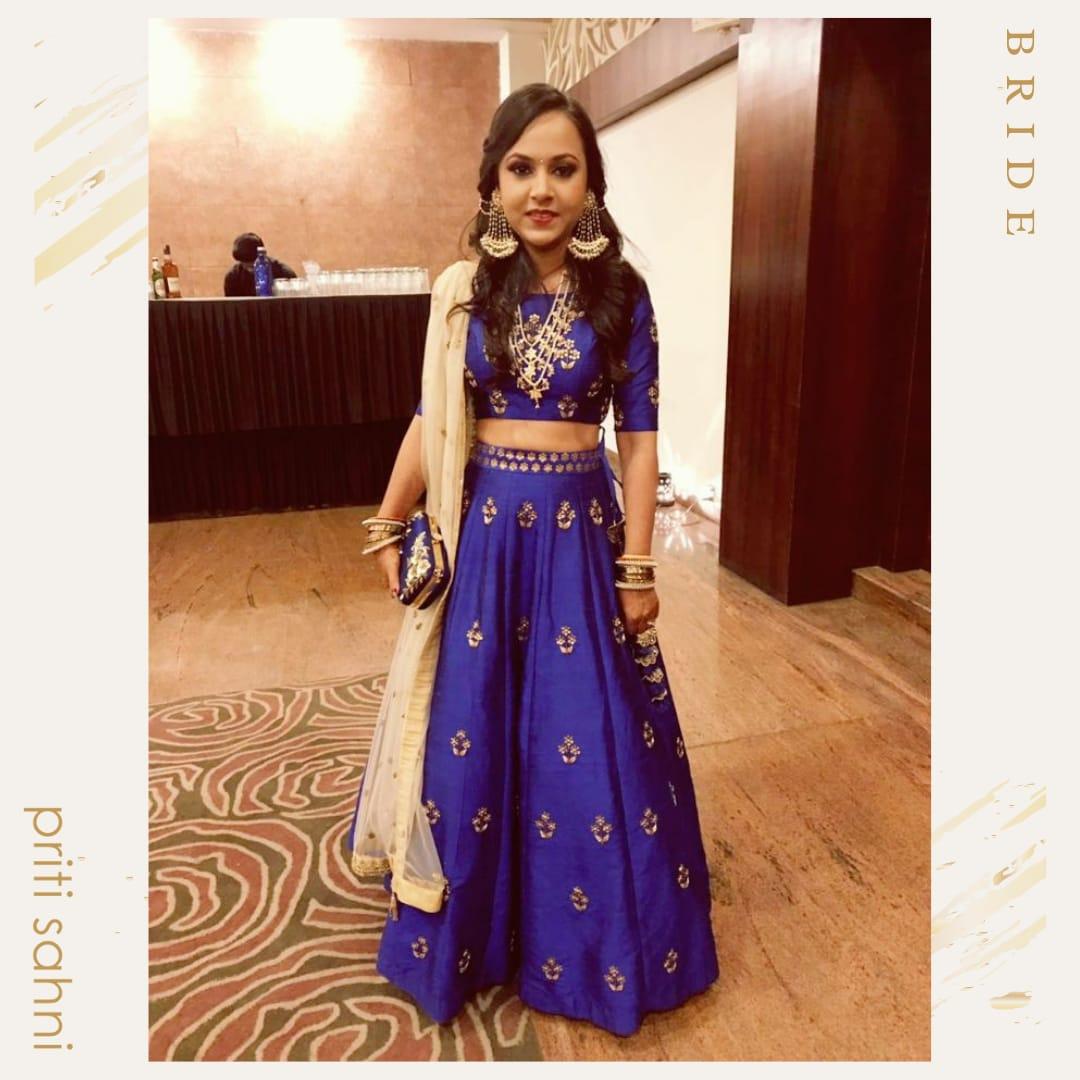 Trisha Mumbai - Bridal Couture - Top Fashion Brand and Designer Priti Sahni